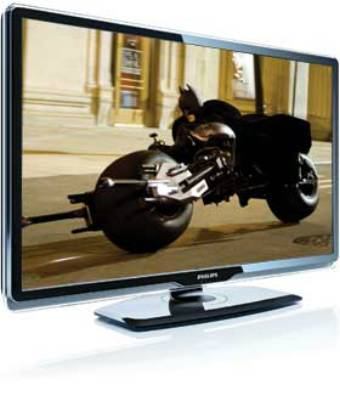 Philips 42 inch flat screen LCD 8 series TV at BrightHouse