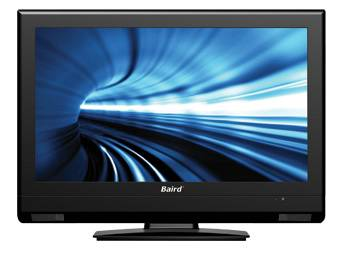 Baird 32 in LCD TV Full HD Nicam Stereo