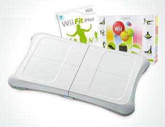 wii fit plus bundle on easy weekly payments at BrightHouse