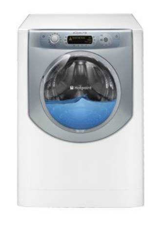 hotpoint-aqualitas-9kg-steam washer on weekly payments store brighthouse