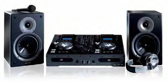 brighthouse dj deck by TIBO on weekly payments