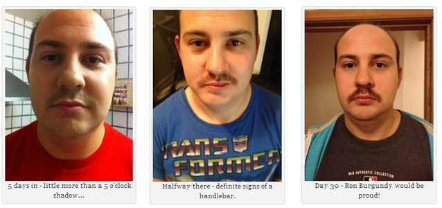 Movember at BrightHouse
