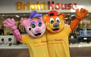 Billy and Lilly the BrightHouse Bears