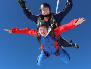 NSPCC Big Skydive