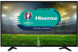 "Hisense 40"" Ultra HD Smart 4K TV"
