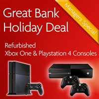 Great Bank Holiday Deals at BrightHouse