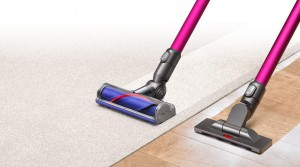 Dyson V6 Absolute Provides Great Cleaning Results on Carpet and Hard Floor
