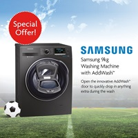 Special Offer: Selected Washing Machines and Fridge Freezers