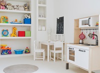 Making your Child's Bedroom a Playroom