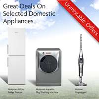 Great Special Offers on Selected Kitchen Appliances