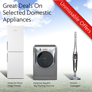 Great Special Offers on Selected Kitchen Appliances   BrightHouse
