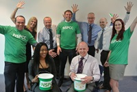 Bright Bikers: Going Coast to Coast for the NSPCC