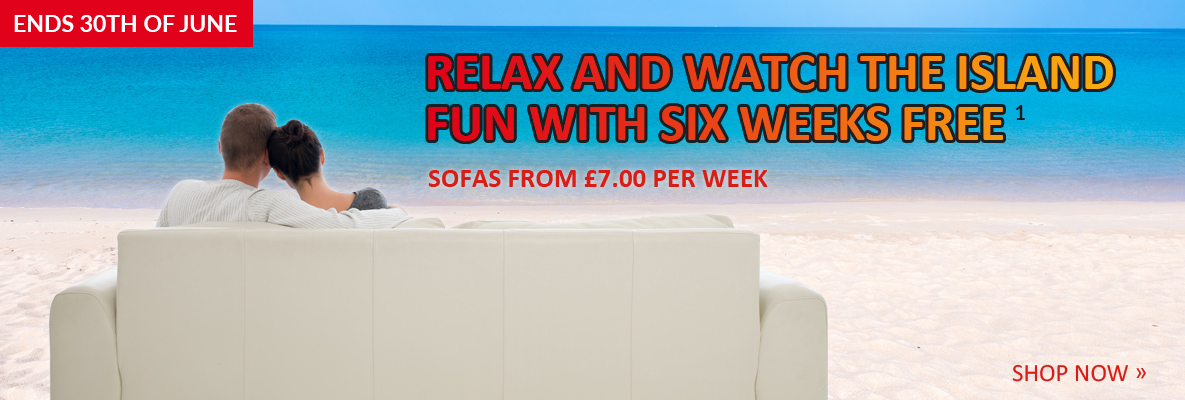 Relax and Watch the island fun with six weeks free
