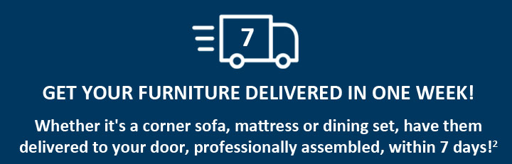 home furniture delivery
