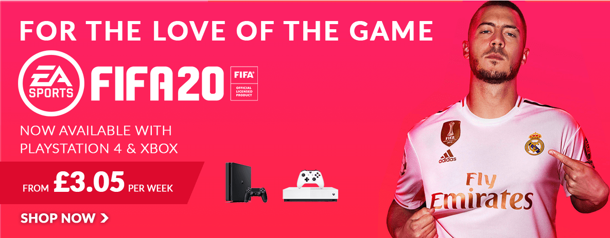 Fifa 20 now available on PS4 and Xbox