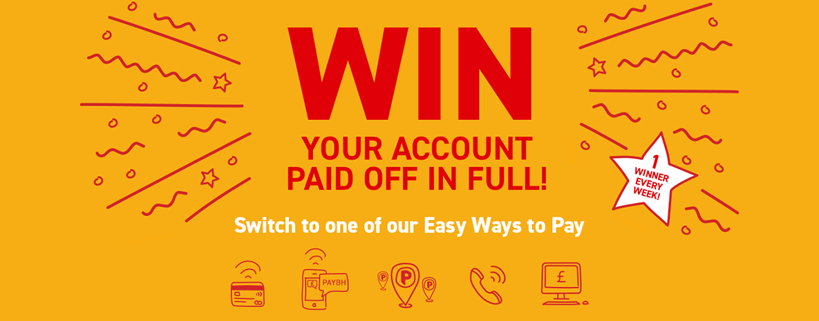 win your account paid off in full