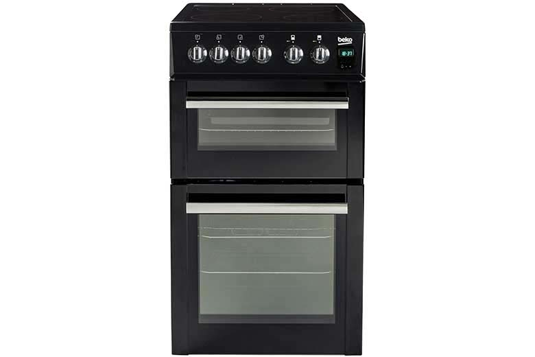 Leisure Cookmaster Electric Range Cooker Steel Brighthouse