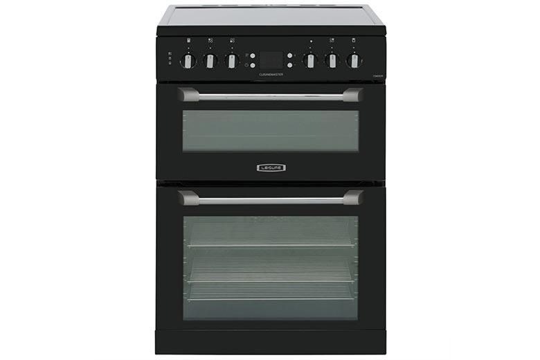 Leisure 100cm Cookmaster Range Cooker Steel Brighthouse