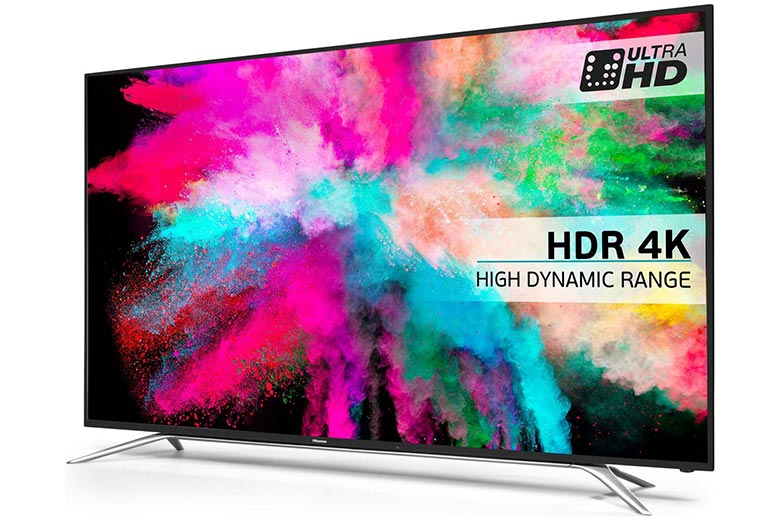 "hisense 65"" 4k ultra hd smart tv - entertainment - tvs - hi65k5510 (angle left)"