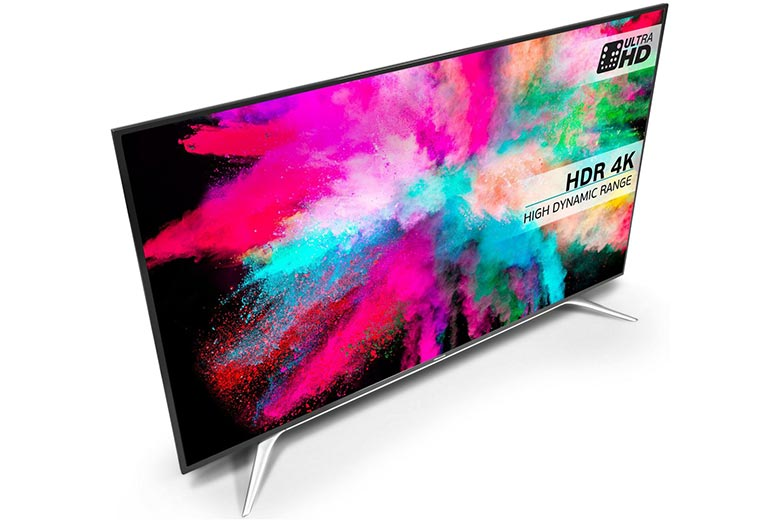 "hisense 65"" 4k ultra hd smart tv - entertainment - tvs - hi65k5510 (angle top)"