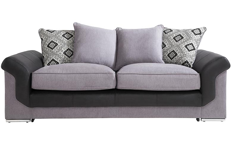 Hepburn 3 Seater Sofa Bed Refurbished Brighthouse