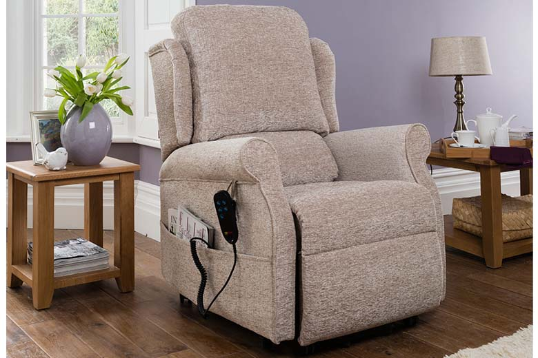 Eastbourne rise and recline power chair refurbished for Furniture now eastbourne