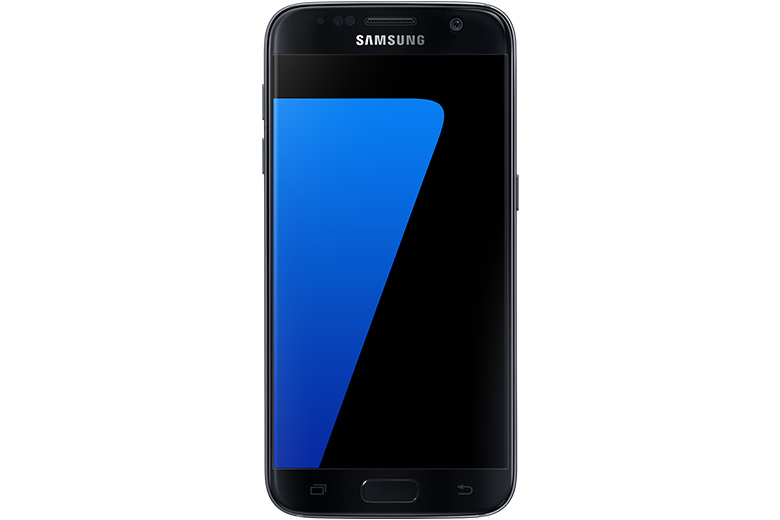 Samsung Galaxy S7 32GB, Black / Gold - Vodafone