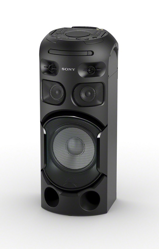 sony shake x30d high power audio system with dvd brighthouse. Black Bedroom Furniture Sets. Home Design Ideas