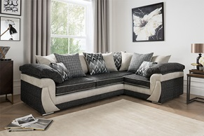 Corner Sofas on Finance | BrightHouse