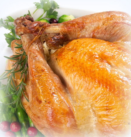Brighthouse christmas kitchen for How to cook a 7kg turkey